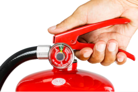 Are your Fire Extinguishers in Date?